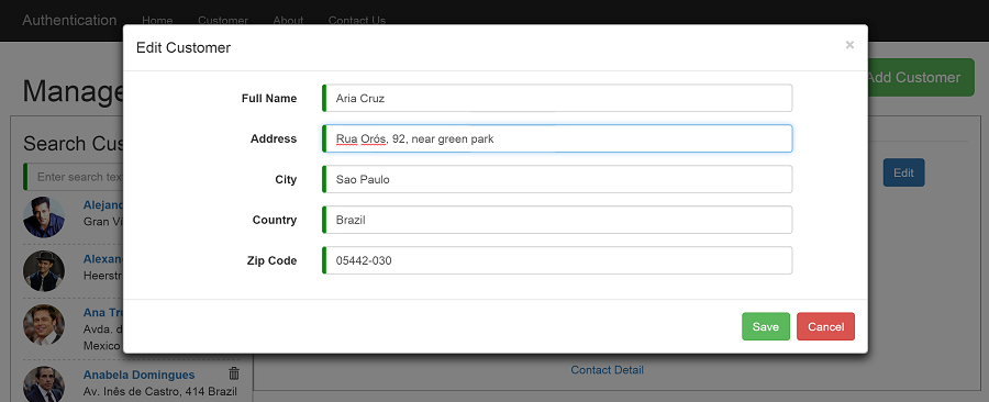 Build realtime dashboard using angularjs, bootstrap ui part 1.